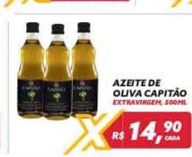 Maxxi Atacado Azeite De Oliva Capitão