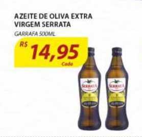 Assaí Atacadista Azeite De Oliva Extra Virgem Serrata Garrafa