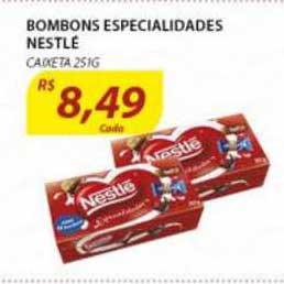Assaí Atacadista Bombons Especialidades Nestlé