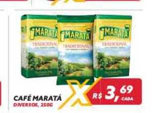 Maxxi Atacado Café Maratá
