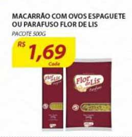 Assaí Atacadista Macarrão Com Ovos Espaguete Ou Parafuso Flor De Lis Pacote