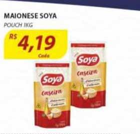 Assaí Atacadista Maionese Soya Pouch