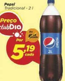 Supermercado Dia Pepsi Tradicional 2 L