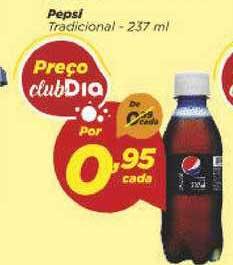 Supermercado Dia Pepsi Tradicional 237 Ml