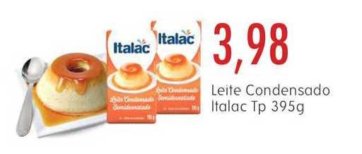Epa Leite Condensado Italac