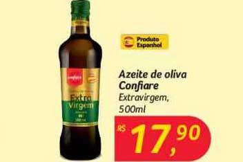 Hipermercado Big Azeite De Oliva Confiare Extravirgem