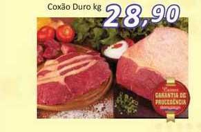 Supermercados Savegnago Coxão Duro