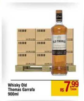 Max Atacadista Whisky Old Thomas