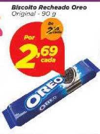 Supermercado Dia Biscoito Recheado Oreo