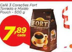 Supermercado Dia Café 3 Corações Fort