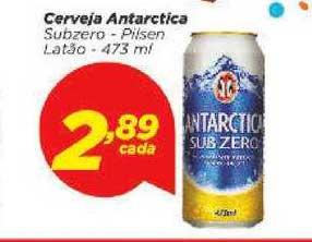 Supermercado Dia Cerveja Antarctica