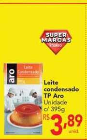 Makro Leite Condensado Tp Aro