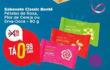 Supermercado Dia Sabonete Classic Bonté
