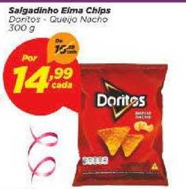 Supermercado Dia Salgadinho Elma Chips
