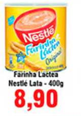 Shibata Supermercados Farinha Lactea Nestlé Lata