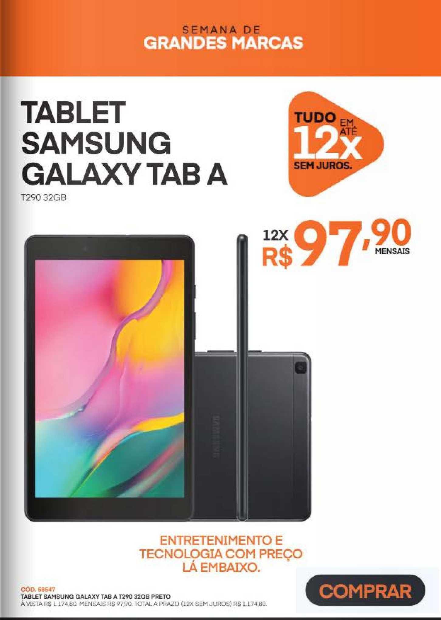 Schumann Tablet Samsung Galaxy Tab A