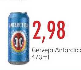 Epa Cerveja Antarctica