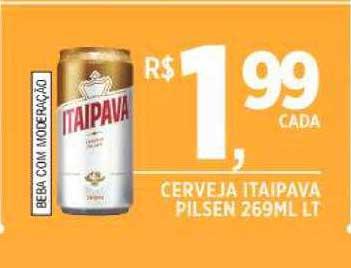 DB Supermercados Cerveja Itaipava Pilsen