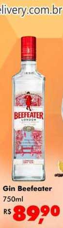 Big Box Gin Beefeater