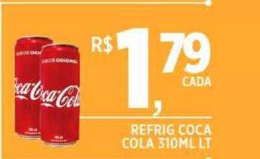DB Supermercados Refrig. Coca Cola