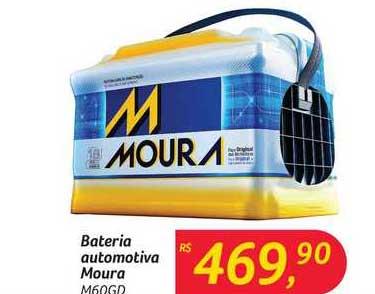 Hipermercado Big Bateria Automotiva Moura