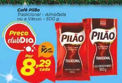 Supermercado Dia Café Pilão