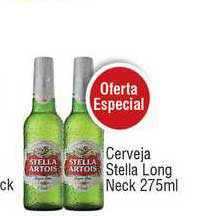 Royal Supermercados Cerveja Stella Long Neck 275ml
