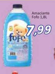 Supermercados Savegnago Amaciante Fofo