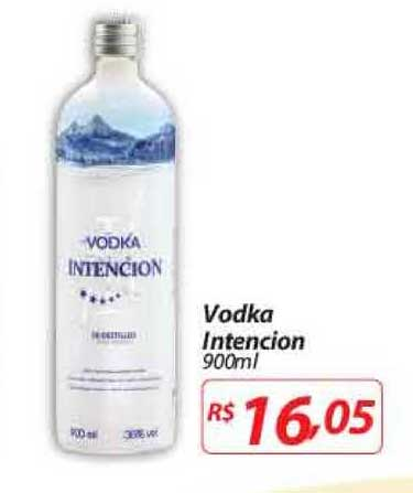 Nacional Vodka Intencion