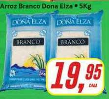 Rede Supermarket Arroz Branco Dona Elza