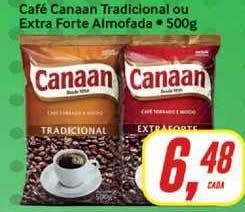 Rede Supermarket Café Canaan Tradicional Extra Forte Almofada