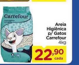 Carrefour Areia Higiênica P Gatos Carrefour