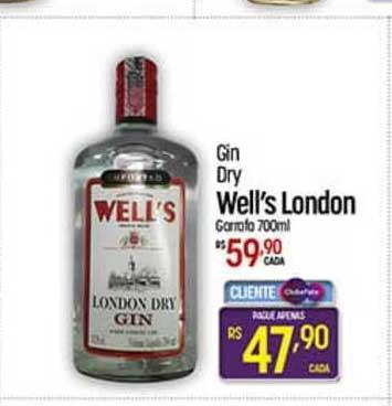 Super Muffato Gin Dry Well's London