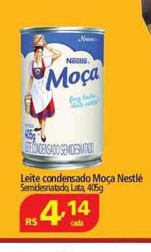 Maxxi Atacado Leite Condensado Moça Nestlé