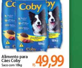 Atacadão Alimento Para Cães Coby