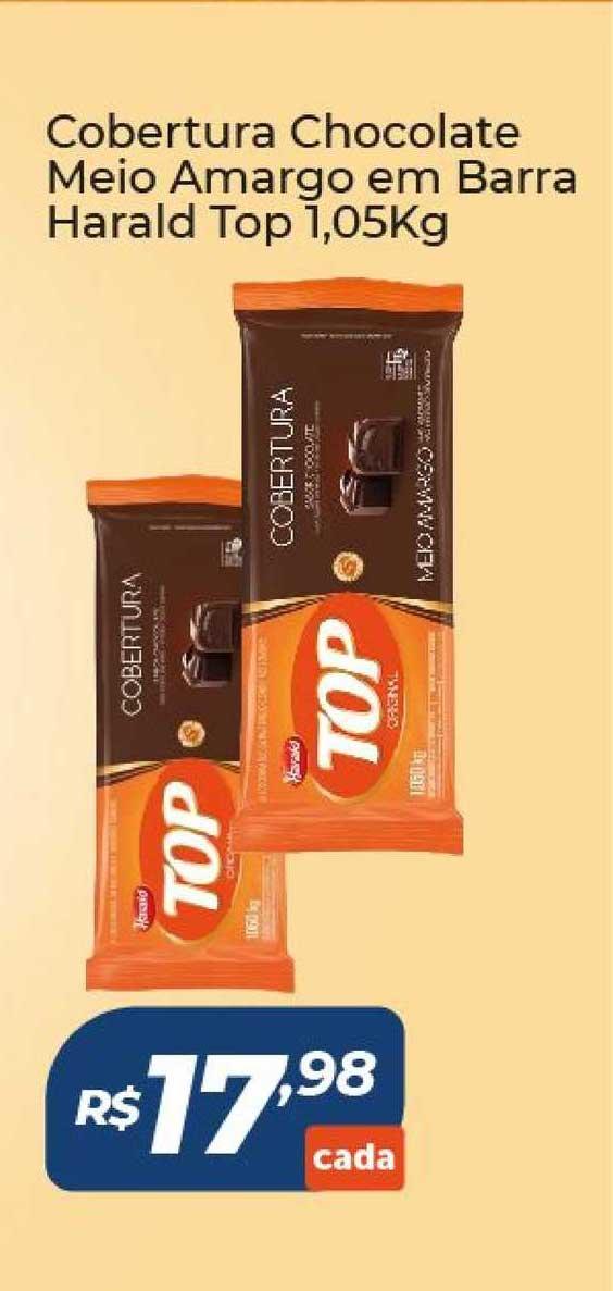 Atakarejo Cobertura Chocolate Meio Arnago Em Barra Harald Top
