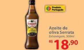 Nacional Azeite De Oliva Serrata