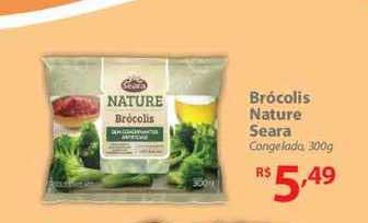 Nacional Brócolis Nature Seara