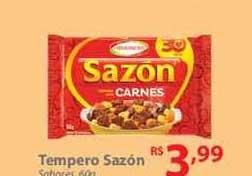 Nacional Tempero Sazón