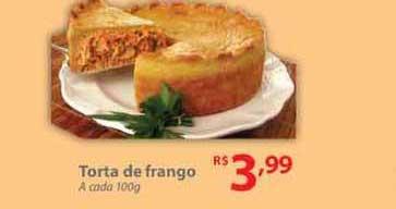Nacional Torta De Frango