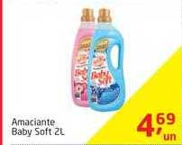 Tenda Atacado Amaciante Baby Soft