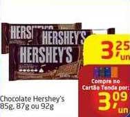 Tenda Atacado Chocolate Hershey's