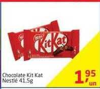 Tenda Atacado Chocolate Kit Kat Nestlé