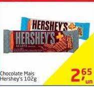 Tenda Atacado Chocolate Mais Hershey's