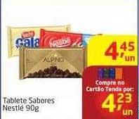 Tenda Atacado Tablete Sabores Nestlé