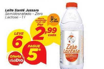 Supermercado Dia Leite Santé Jussara