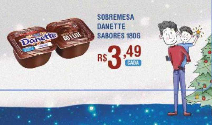 Extrabom Supermercados Sobremesa Danette
