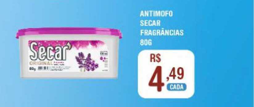 Extrabom Supermercados Antimofo Secar