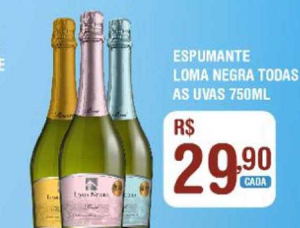 Extrabom Supermercados Espumante Loma Negra