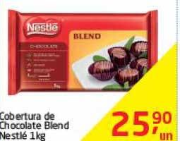 Tenda Atacado Cobertura De Chocolate Blend Nestlé